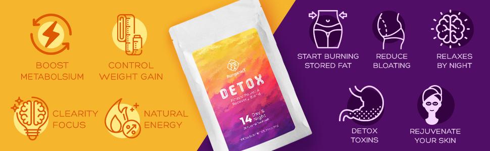 Benefits of Detox Tea