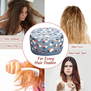hair care cap