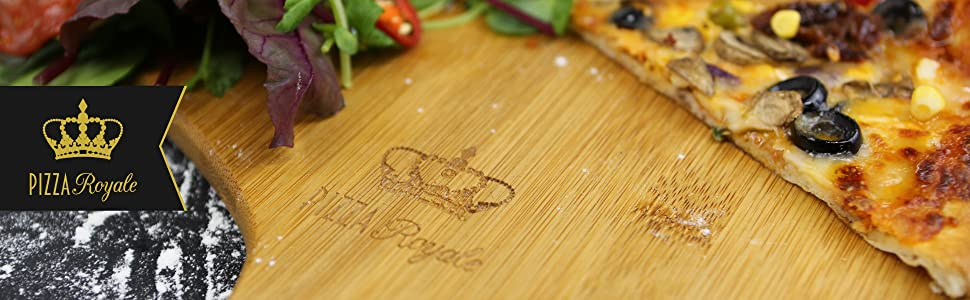 pizza peel boar chopping board platter