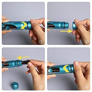 nose hair scissores for men