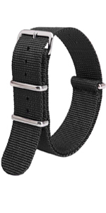 nylon watch band