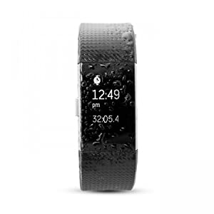 Amazon.com: Waterfi Waterproof Fitbit Charge 2 - Silver
