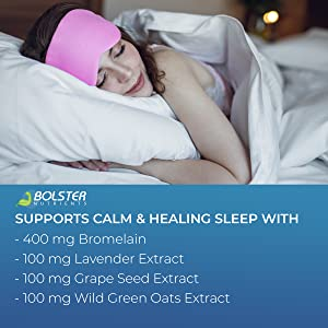 Bolster Nutrients Sleep Formula