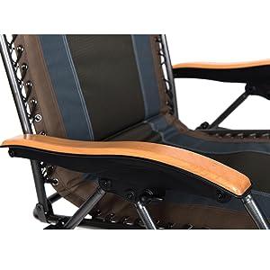 Wood Armrest