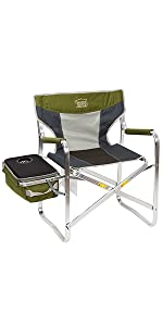 Amazon Com Timber Ridge Camping Chair Ergonomic High