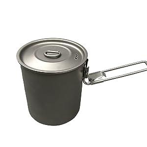 Jolmo Lander Titanium pot with locking handle22