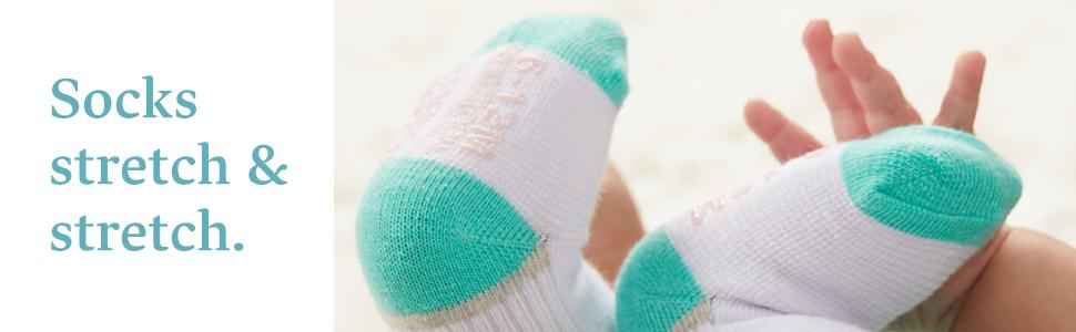 fruit of the loom baby socks