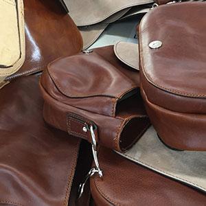 cf83934c9578 Floto Women s Roma Saddle Bag in Brown Italian Calfskin Leather ...