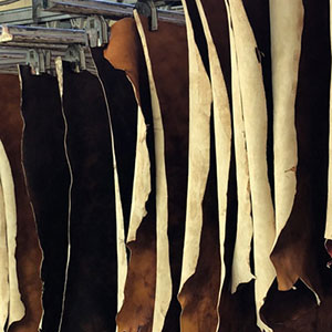 Floto vegetable tanned leather, tannery, leather