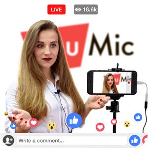 iphone youmic mic