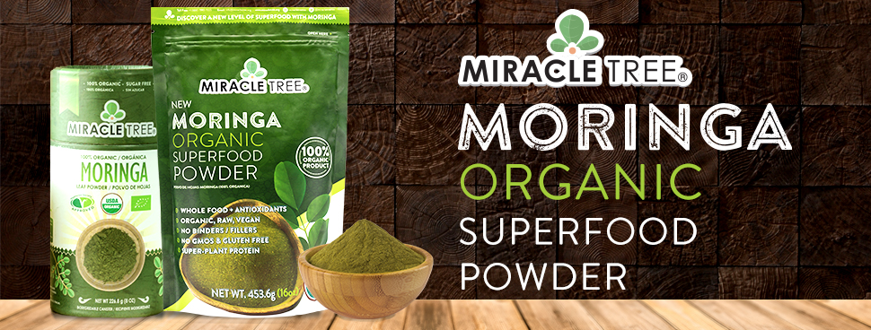 Moringa is the Clear Winner!