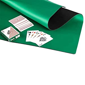 Anti slip and noise reduction rubber foam for Table 52 cards