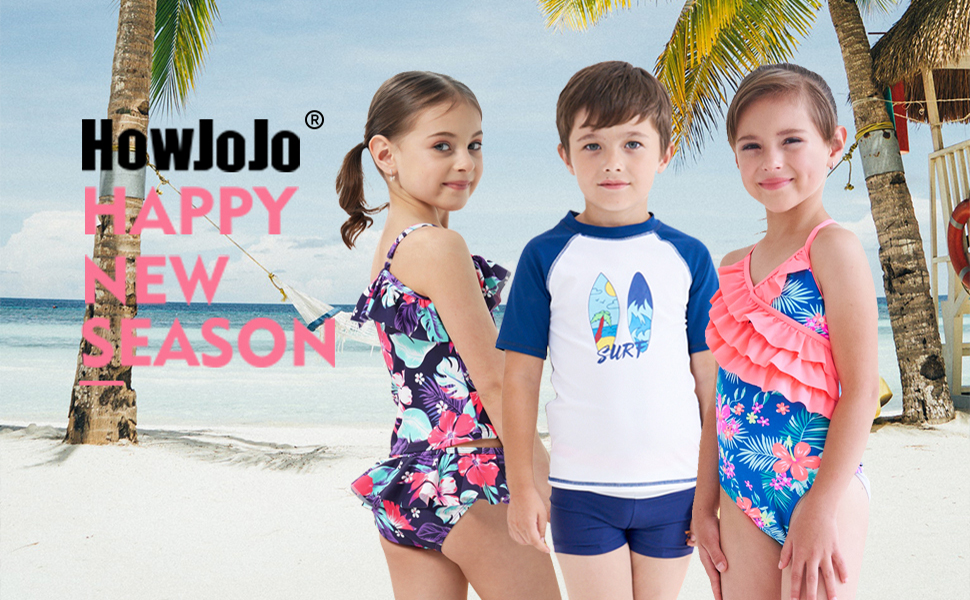Product of Black Love Kids Swimsuit