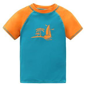 blue surf shirt boys