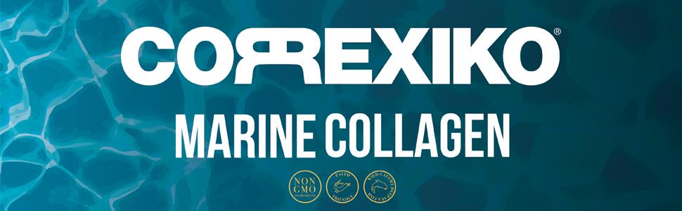 Marine Collagen peptides powder - hydrolysed