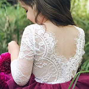 French Rose Lace Pattern