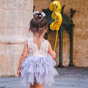 Tiered Tulle