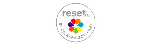 reset360 Harvard and MIT trained medical doctor sara gottfried hormone reset diet supplements