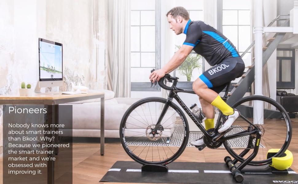 Amazon.com : BKOOL Smart Pro 2 Trainer : Sports & Outdoors