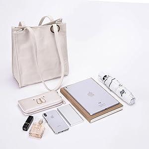 canvas shoulder bag coach lightweight multifunctional leisure shoulder bag purse