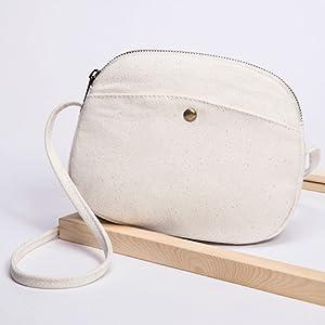 anti theft crossbody bag