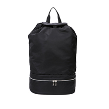 backpack with shoes compartment travel backpack