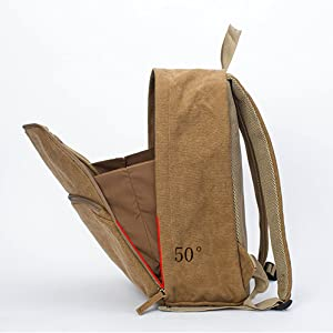 Slim Business Laptop Backpack Casual Daypacks Outdoor Sports Rucksack School Shoulder Bag for Men