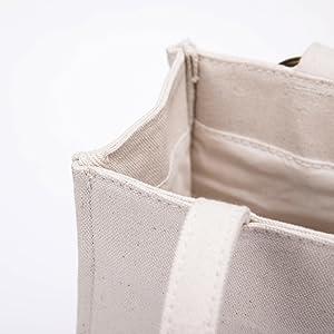 canvas shoulder bag for school