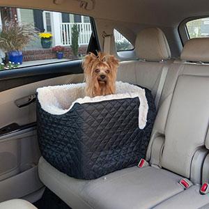Snoozer, Lookout, Lookout Car Seat, Dog Car Seat, Pet Travel, Pet Safety, Road Trip, Microfiber