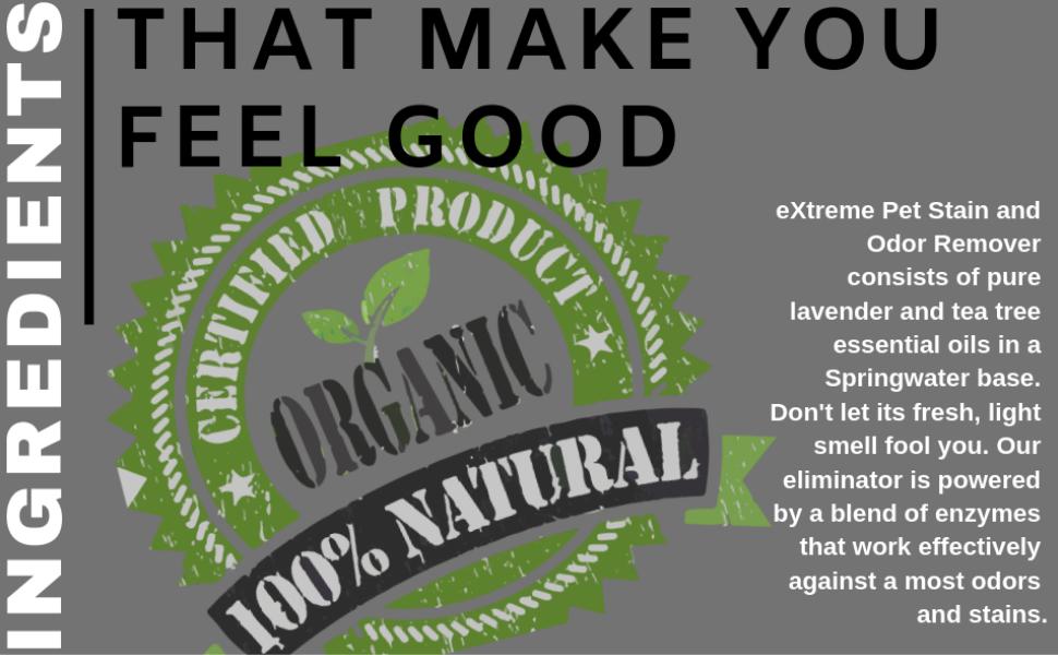 Organic Info