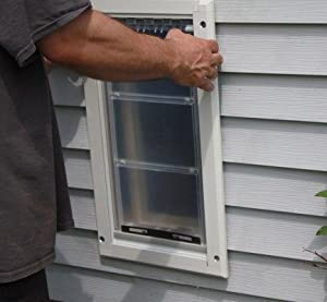 A Little Time, Effort, And Attention To Detail And Any Proud, Loving Pet  Owner Can Install Their New Endura Flap Door