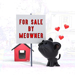 For Sale by Meowner