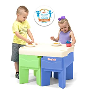 The Perfect Activity Table