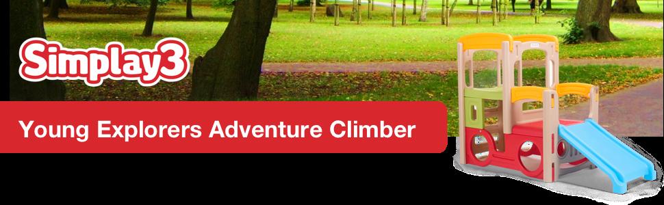 Young Explorers Adventure Climber