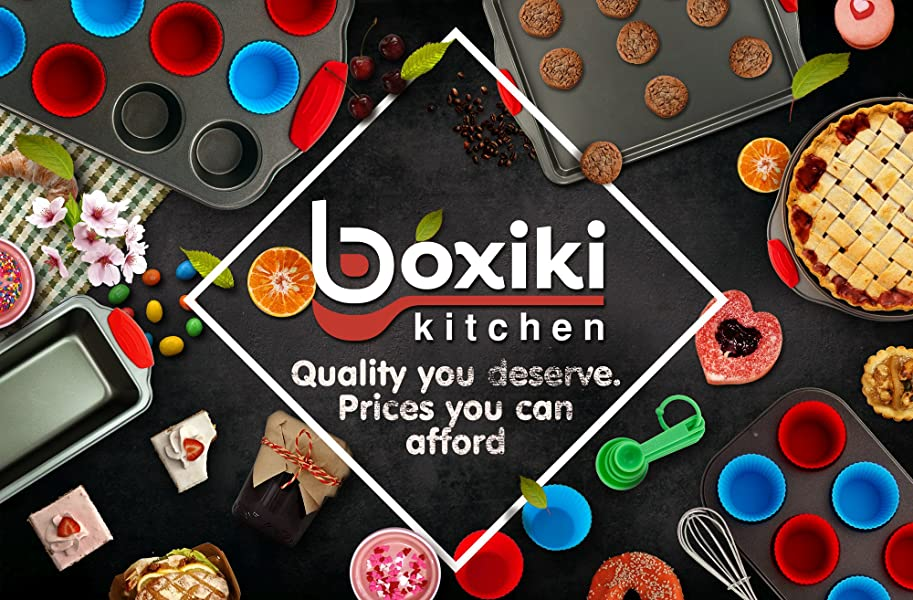 Non stick springform pan by boxiki kitchen 2 for Perfect kitchen description