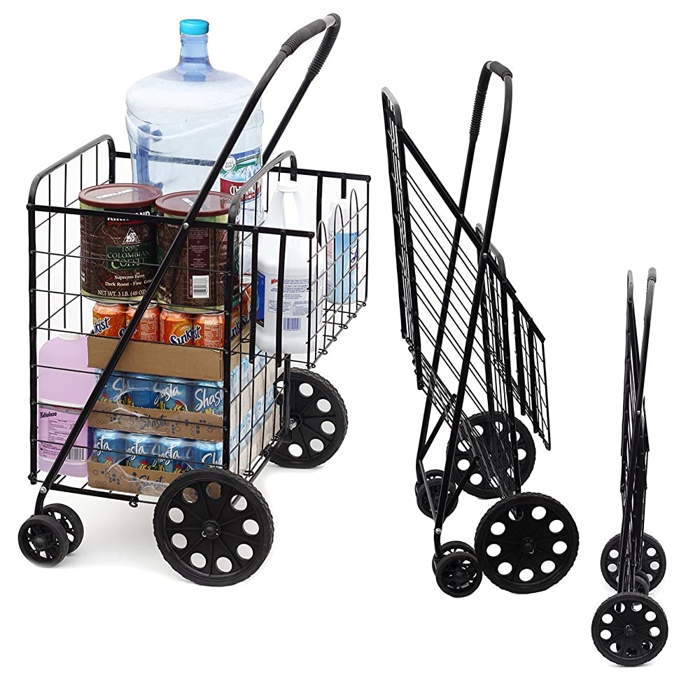 amazon com mod complete mdc77037 double basket flat folding