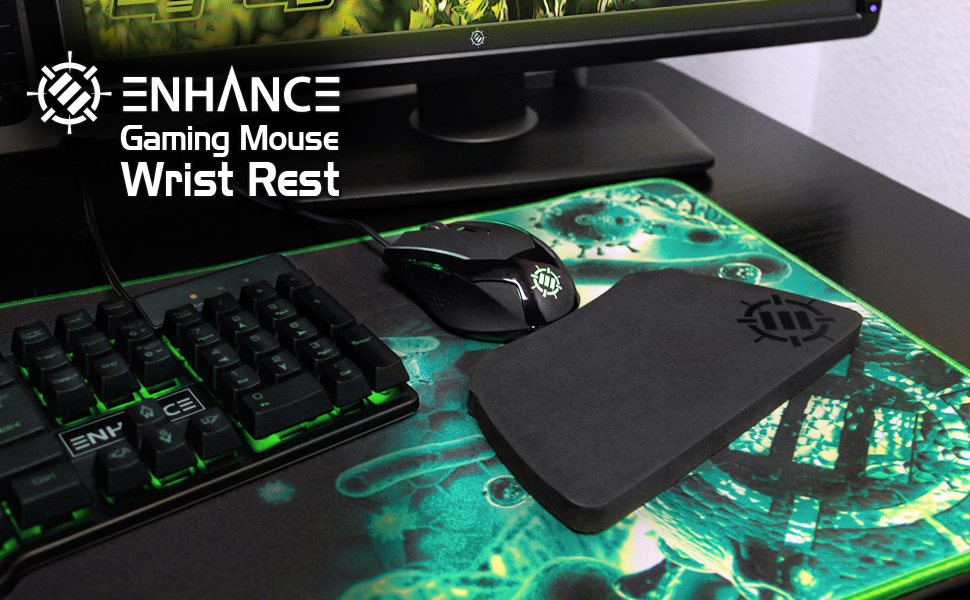 mouse wrist rest gaming