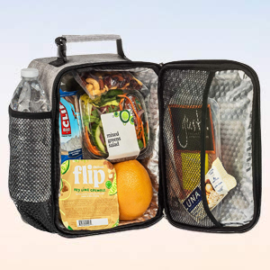 Insulated Lunch Box for Men