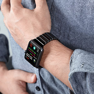 link watch band