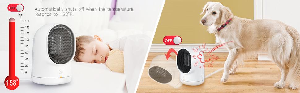 safe heater
