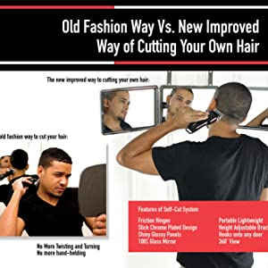 Amazon Com Self Cut System Perfecting Self Grooming