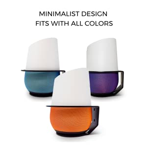 Minimalist Design Will Fit With All The Different Color Bases Of The Google  Home.