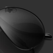 Black non mirror polarized lens 60MM