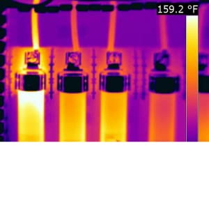 Infrared Tankless Water Heater