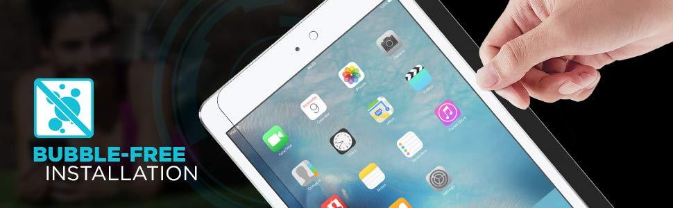 apple ipad mini 4 anti glare film screen protector matte mini 5 pet scratch resistant bubble free