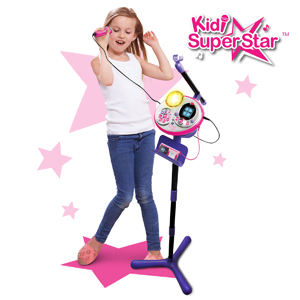 vtech kidi superstar black