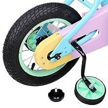 Traing wheels