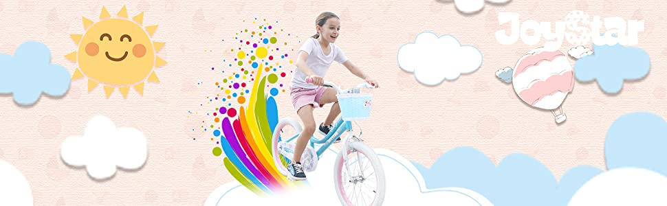 Joystar girl bike