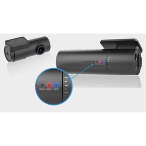 dash cam led light function