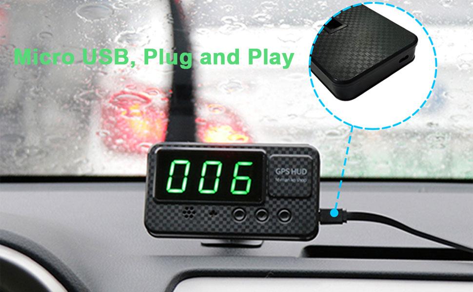 GPS Speedometer C60 Install